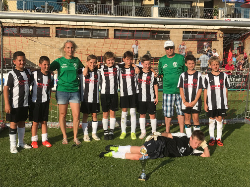 E-Junioren Turnier SV Kickers 06.07.2019